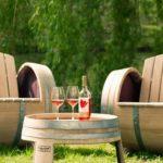 Wat kun je allemaal van oude wijnvaten maken?