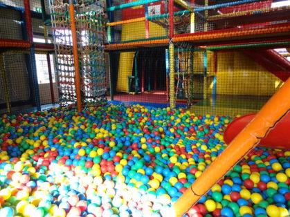 Binnenspeeltuin Ballorig