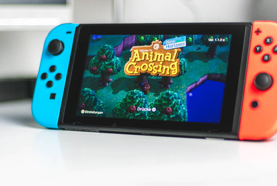 Nintendo Switch Game Animal Crossing