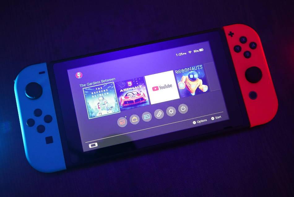 Nintendo Switch Games aanraders