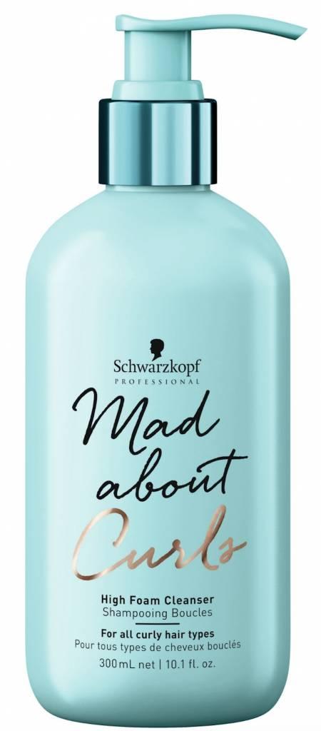 Shampoo voor krullend haar