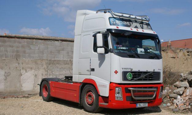 Truck bekleding voor een stijlvolle vrachtwagen cabine